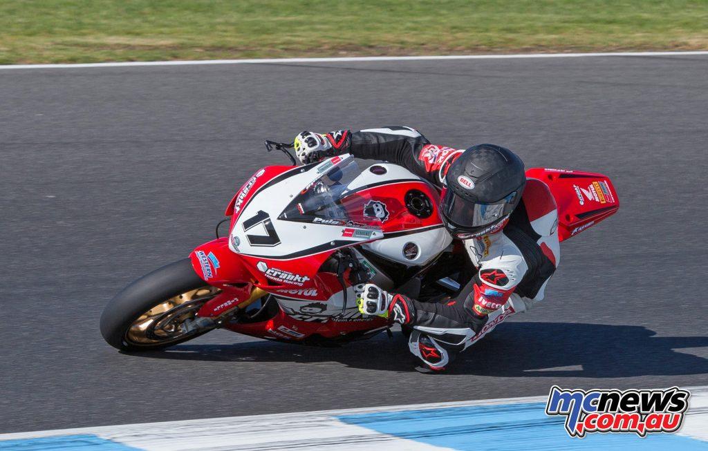 Troy Herfoss, 2016 Australian Phillip Island Superbike Champion