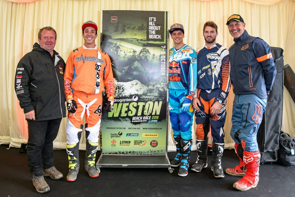 2016 HydroGarden Weston Beach Race - Image by RHL Activities/Nuno