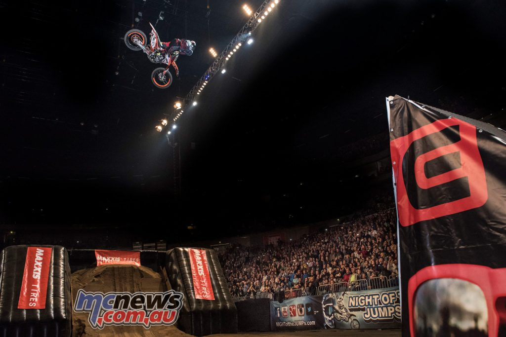 2016 Night of the Jumps, Cologne, Massimo Bianconcini, Best Whip