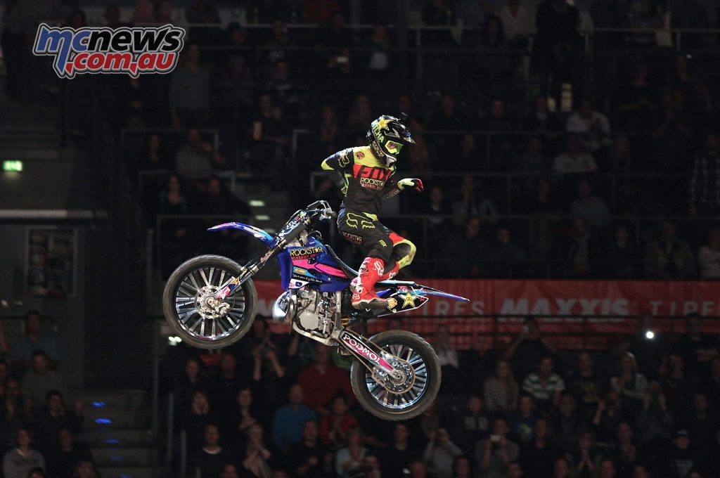 2016 Night of the Jumps, Cologne, Libor Podmol