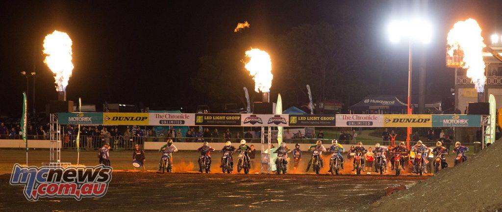 Australian Supercross 2016 - Toowoomba - Image by Marc Jones