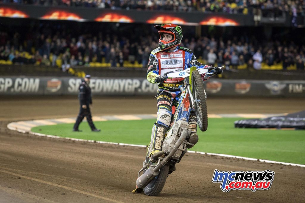 Chris Holder - Melbourne SGP 2016