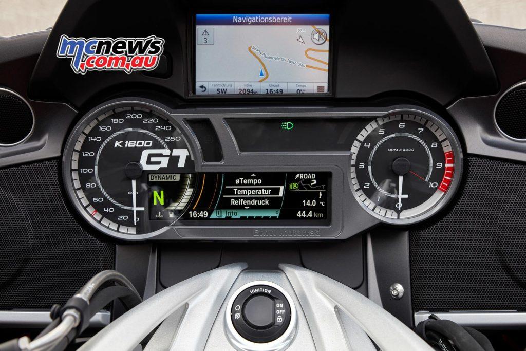 2017 BMW K 1600 GT