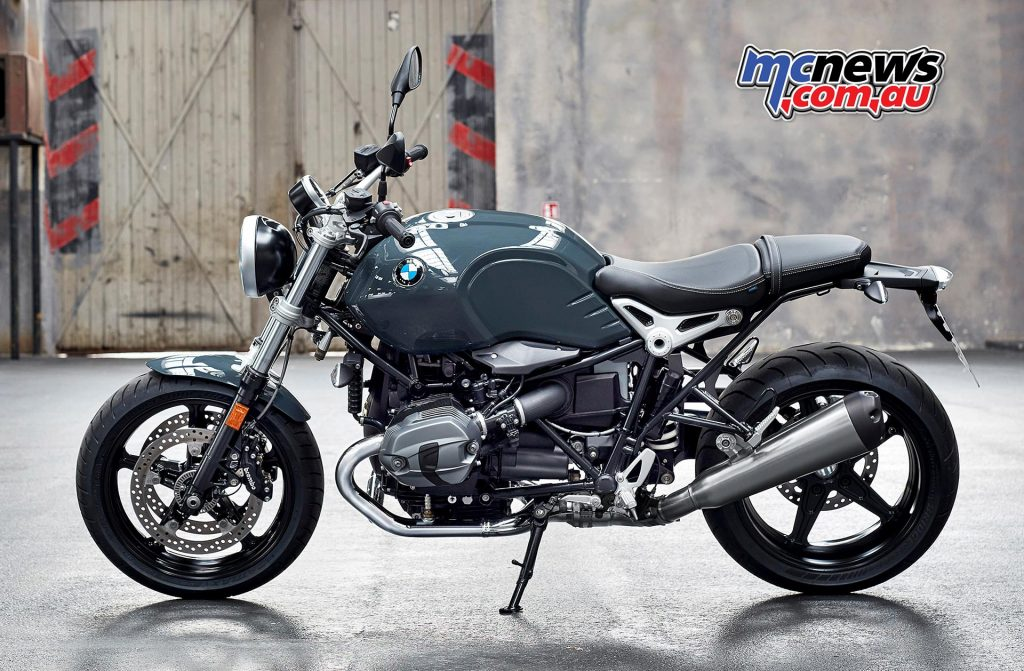 BMW R nineT Pure