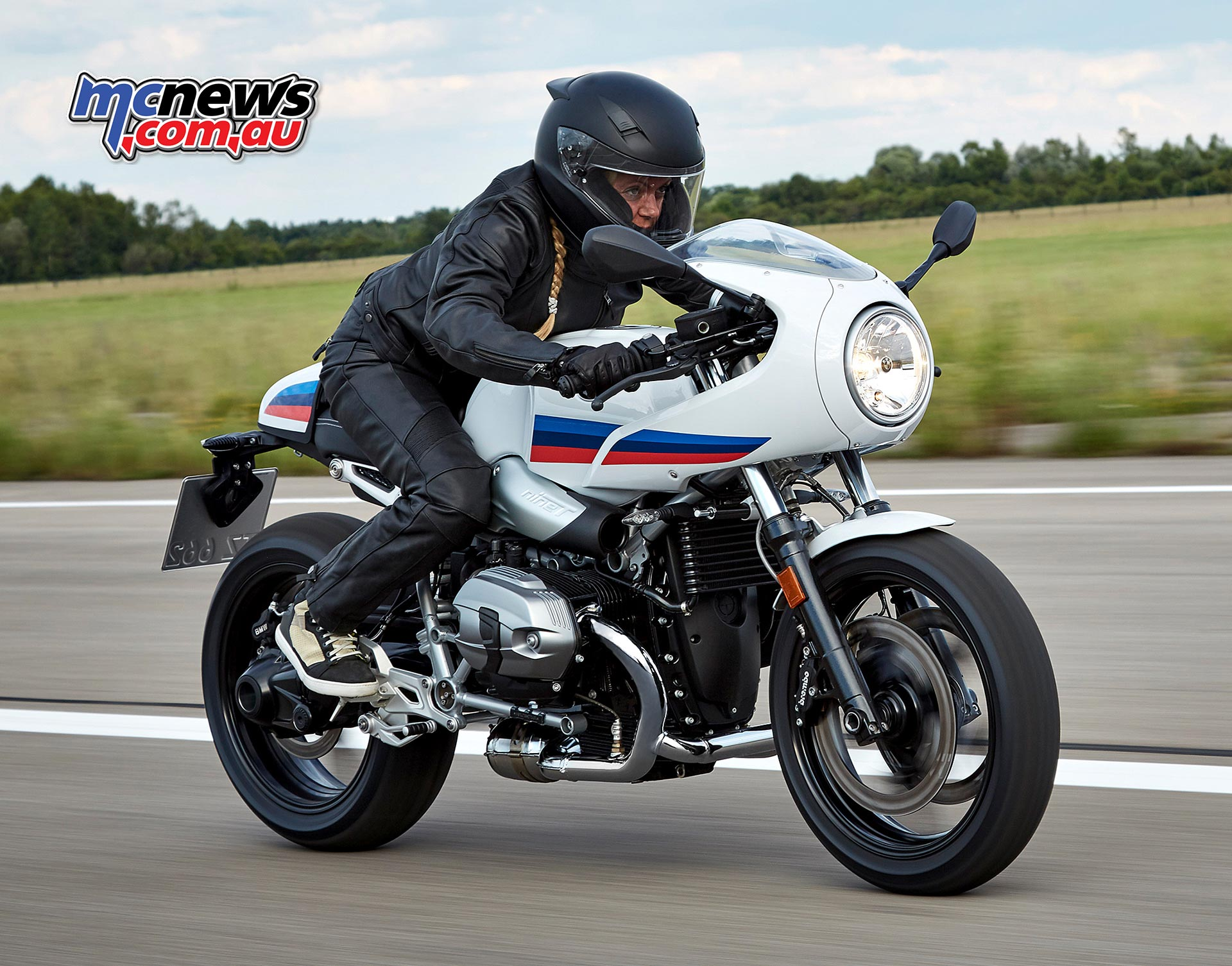 new bmw r ninet racer and r ninet pure