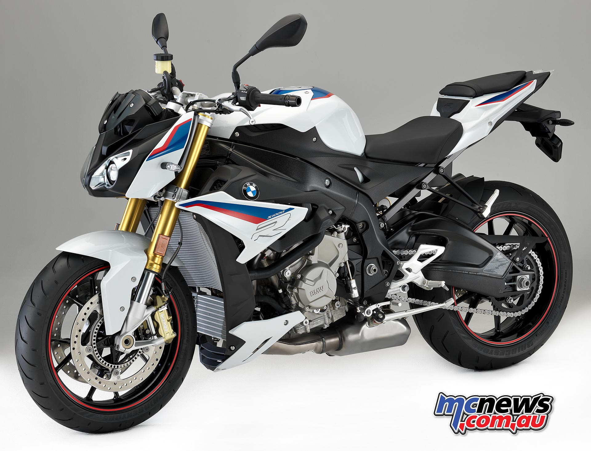 2017 BMW S 1000 XR First Look | 5 Fast Facts