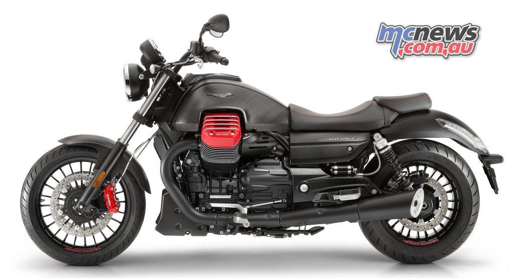 2017 Moto Guzzi Audace Carbon