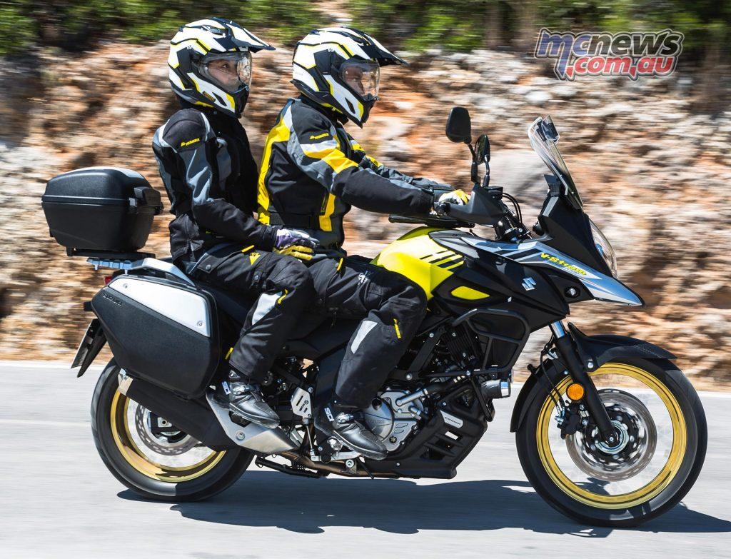 2017 Suzuki DL650 XT