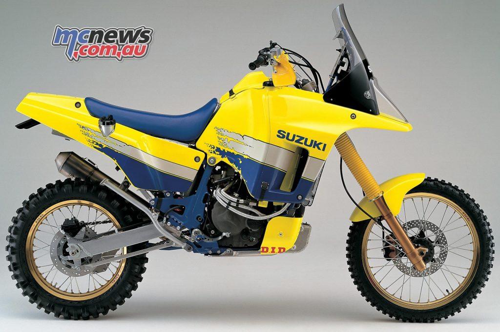 Suzuki DR Big - DR800