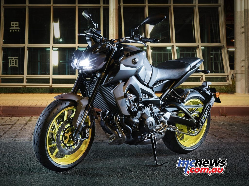 Yamaha's MT-09 is one of the few big sellers bucking the trend of being cheap entry level options