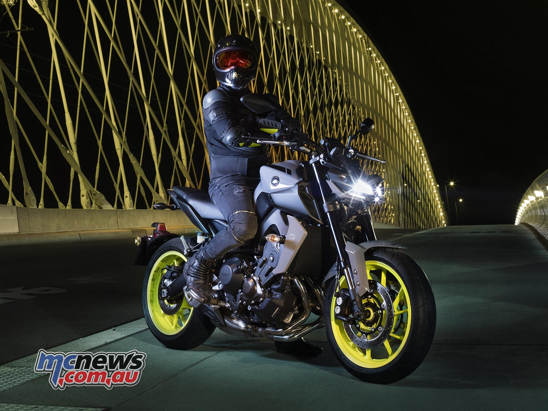 Yamaha MT-09 2017 • The Bike Market