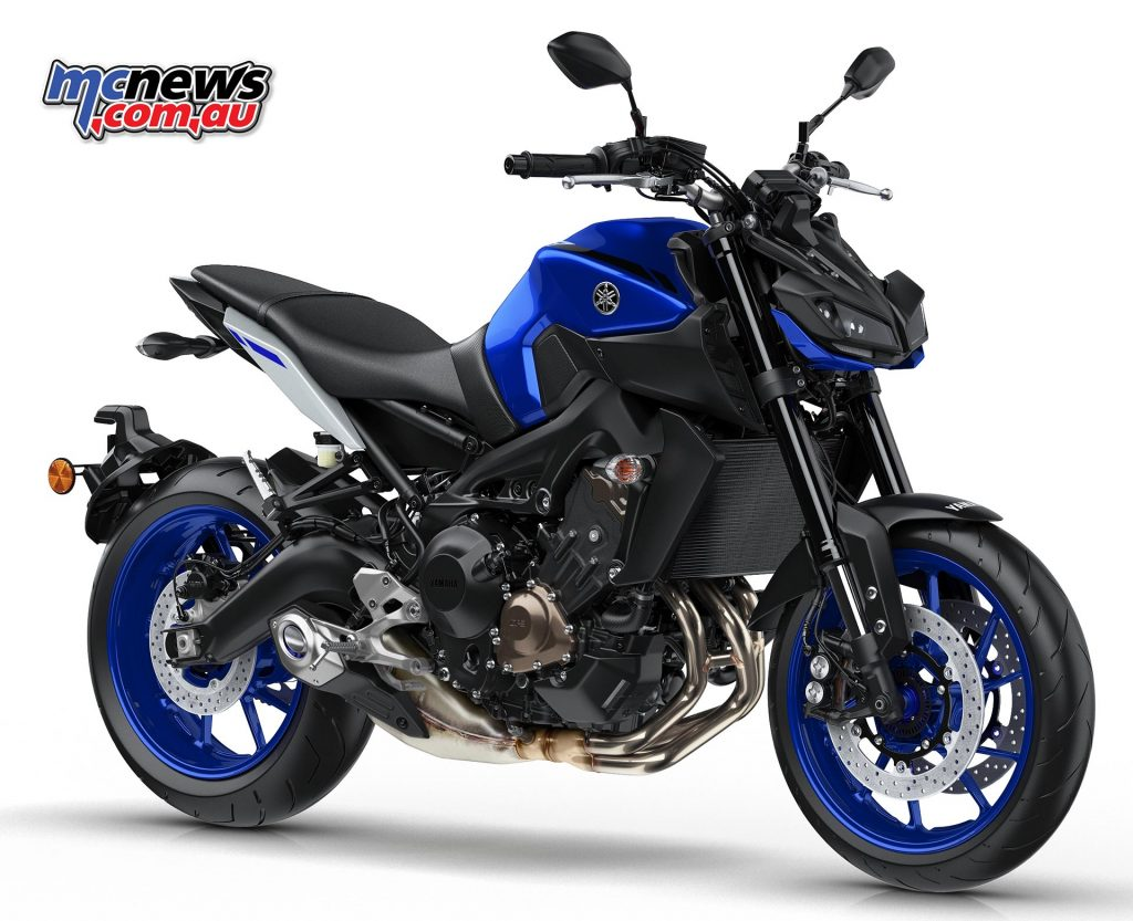 Yamaha's MT-09 was a top performer for the brand