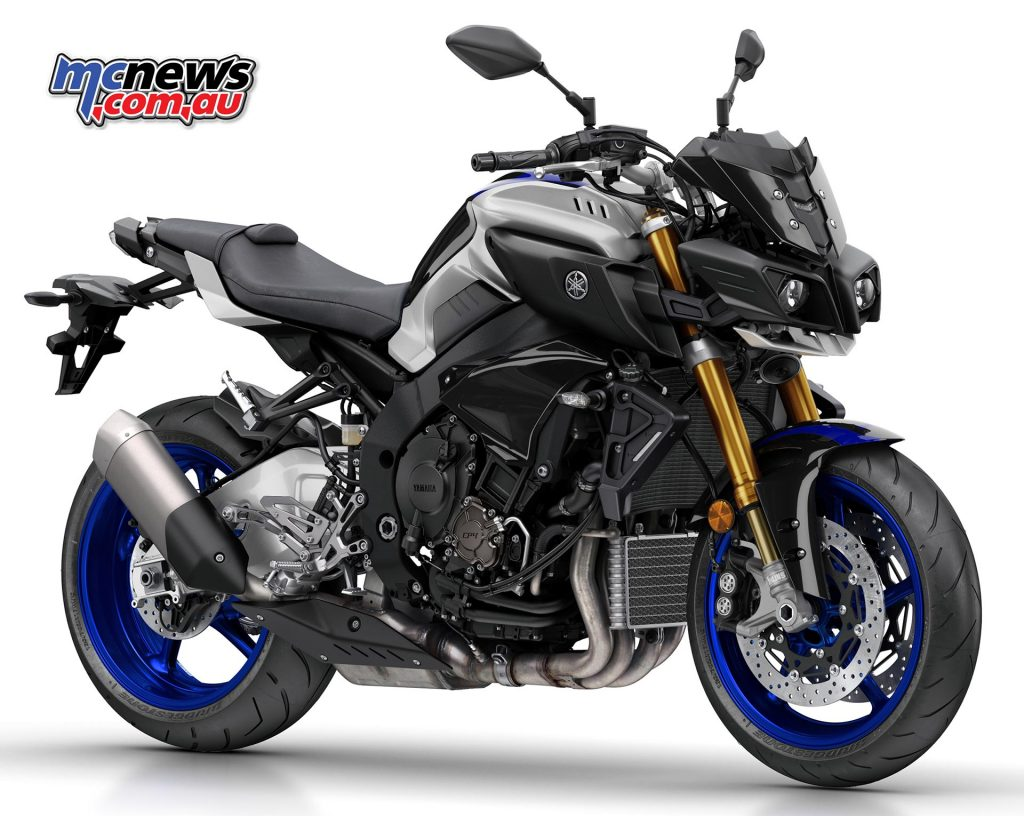 Yamaha's MT-10 saw strong growth