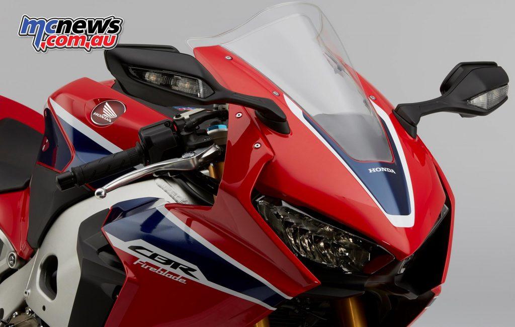 2017 Honda Fireblade SP