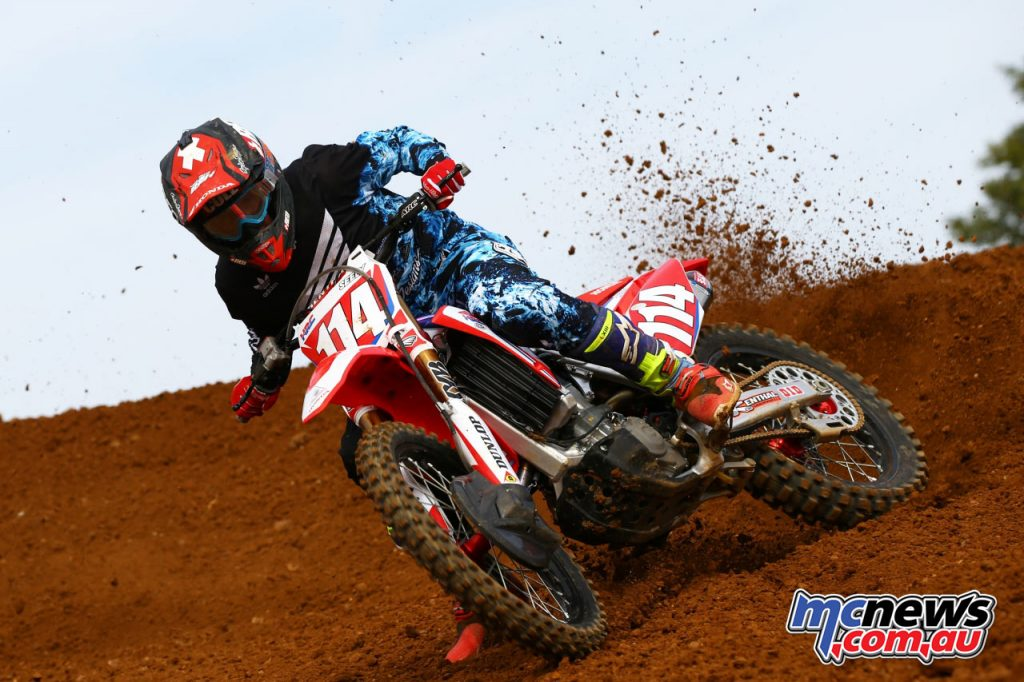 Cole Seely - All Japan MX National Championship - Sportsland Sugo 2016