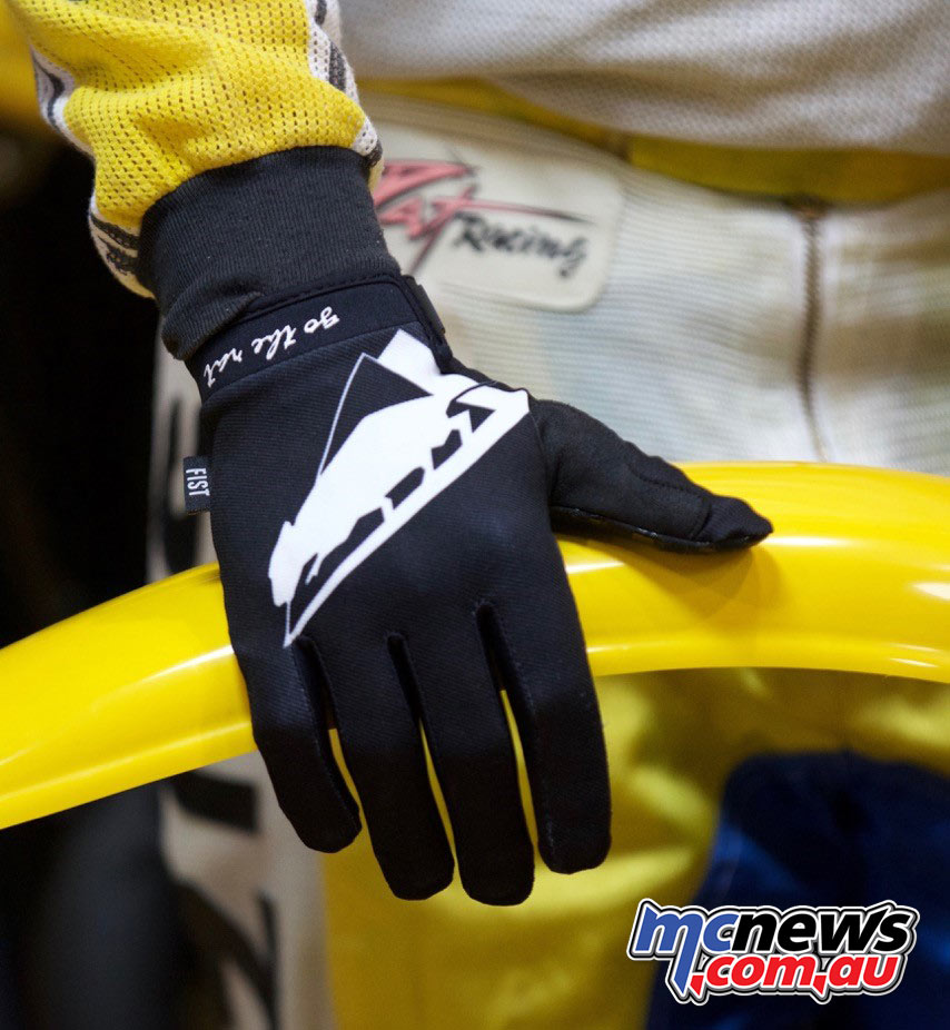 FIST Handwear - Rat Racing - Cheese Block Glove