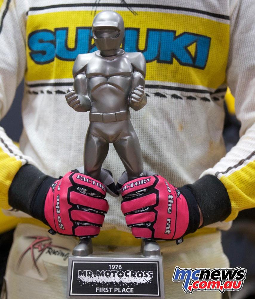 FIST Handwear - Rat Racing - Replica Glove