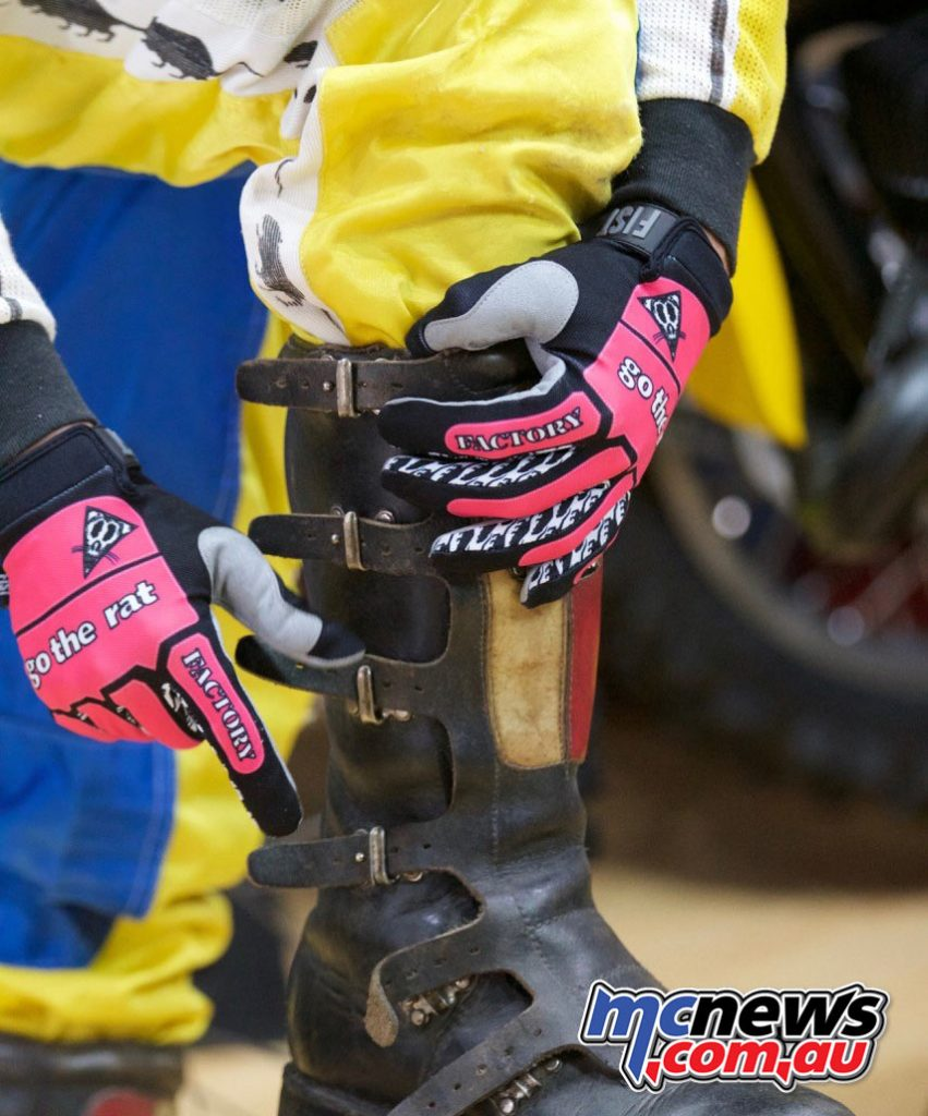 FIST Handware - Rat Racing - Replica Glove