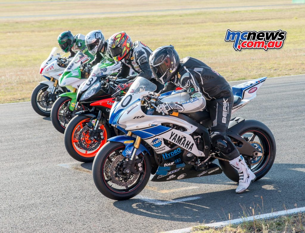 Swann Australasian Superbike Championship 2016 - Queensland Raceway - Supersport
