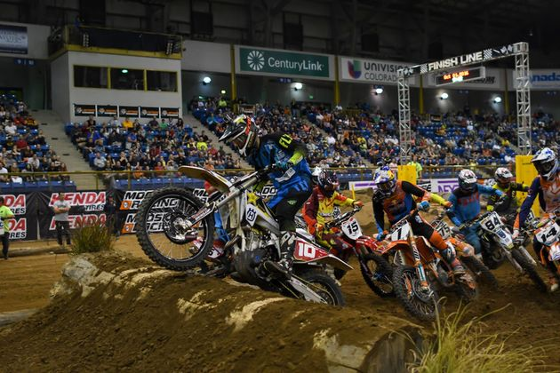 Haaker leads the AMA EnduroCross field