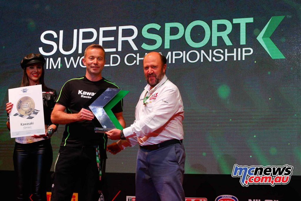 Kawasaki crowned World SSP Manufacturer Title