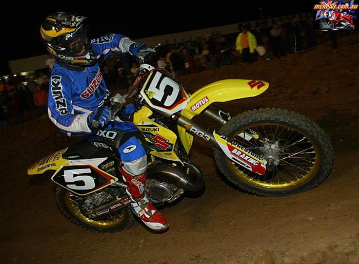 Mitch Hoad 2003