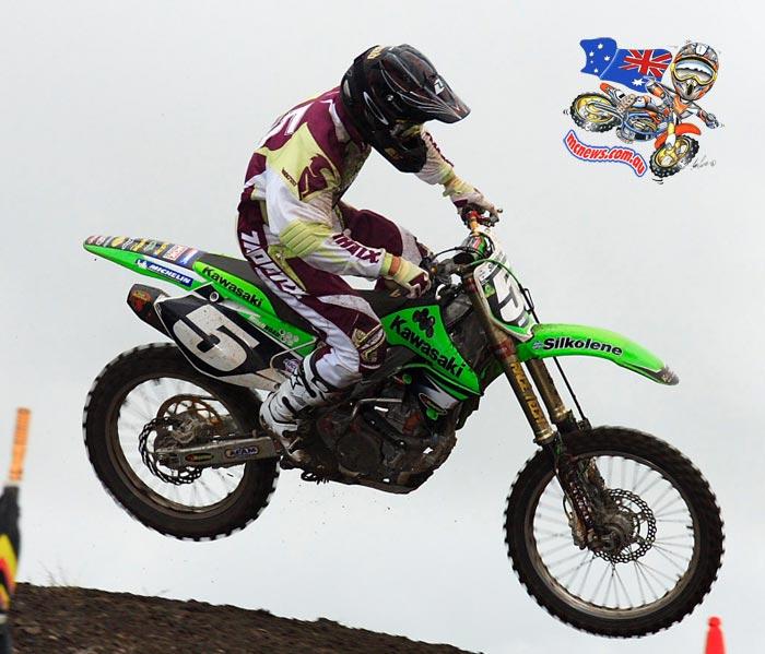 Mitch Hoad 2006