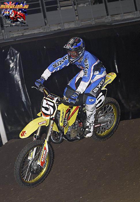 Mitch Hoad 2007