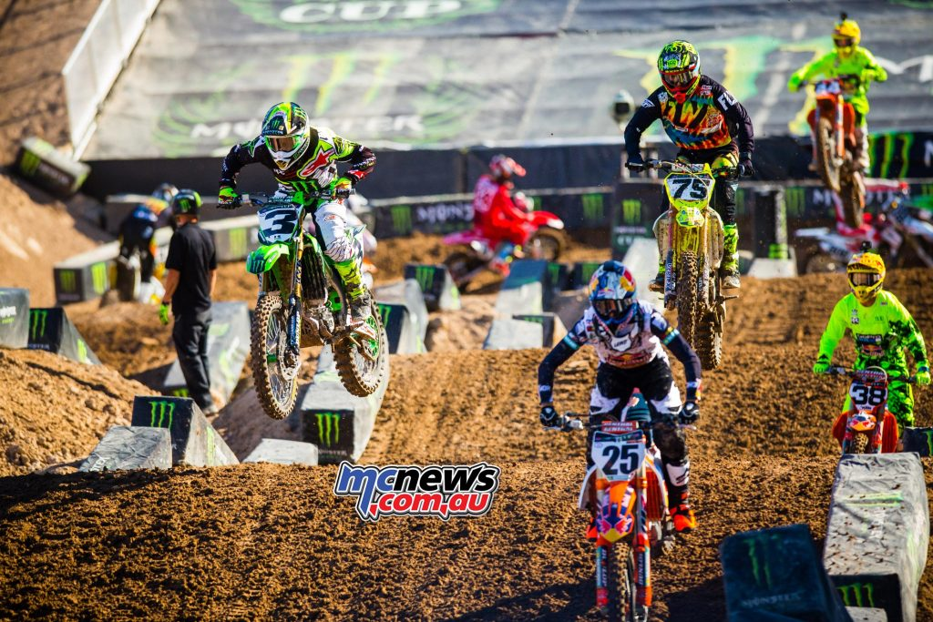Monster Energy Cup 2016 - Image by Hoppenworld