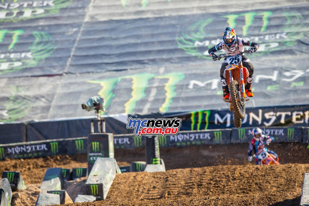 Monster Energy Cup 2016 - Image by Hoppenworld - Marvin Musquin