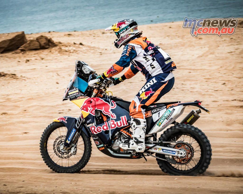 Morocco Rally 2016 - Matthias Walkner
