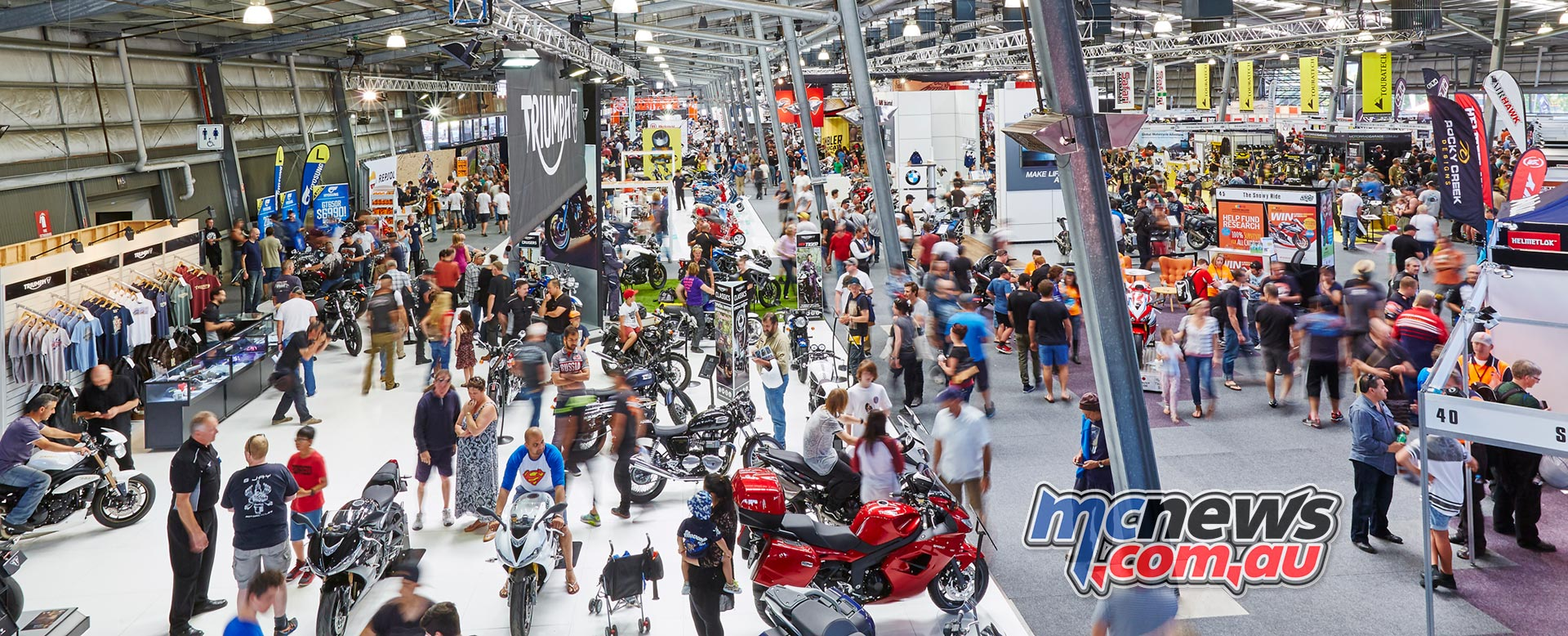 The Australian Motorcycle Festival replaces the Moto Expo