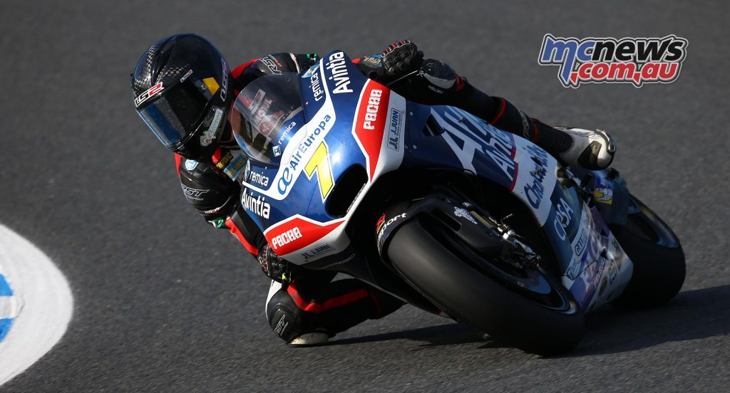 Mike Jones - Motegi - MotoGP - Image by AJRN