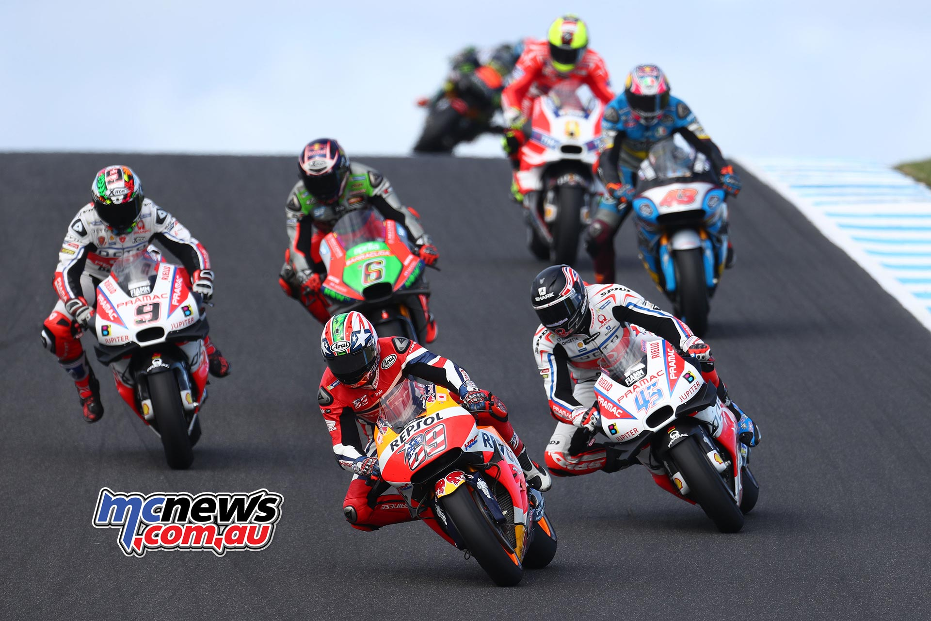 MotoGP returns to Phillip Island for the Australian round on October 20-22, 2017