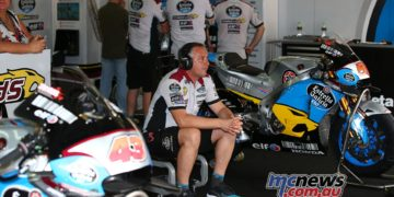 Michael Bartholemy - Team Principal - Marc VDS Racing Team - Image by AJRN