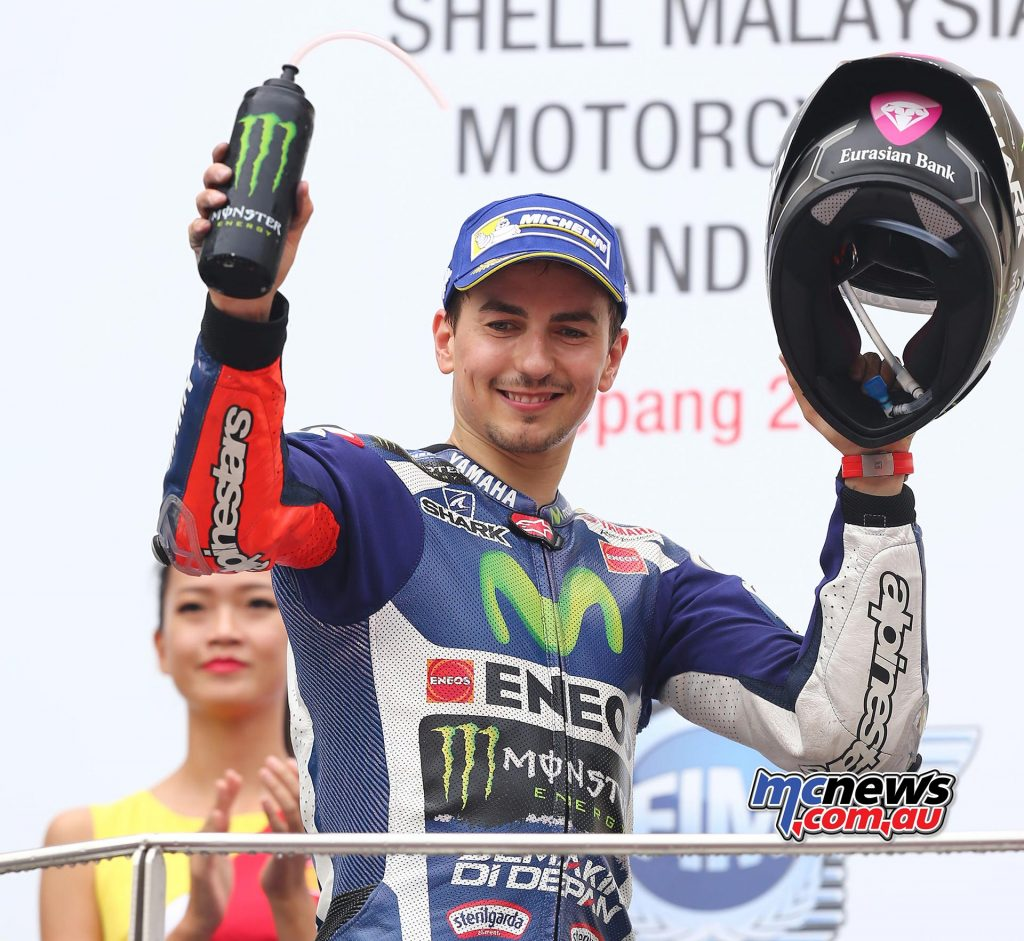 Jorge Lorenzo - Sepang 2016 - Images by AJRN