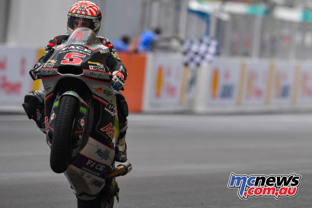 MotoGP 2016 Sepang - Johann Zarco