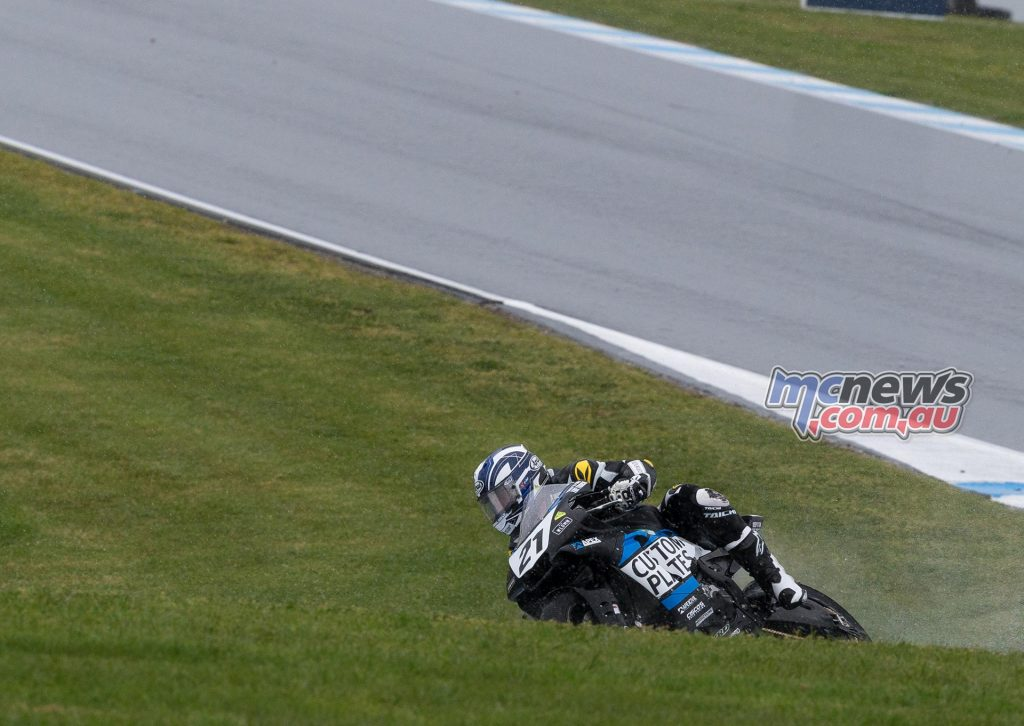 MotoGP Support Races - Australian Superbike - Image by Andrew Gosling
