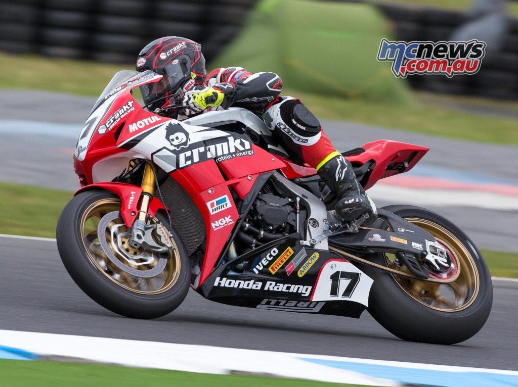 MotoGP Support Races - Australian Superbike - Image by Andrew Gosling