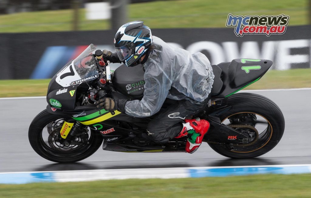 MotoGP Support Races - Australian Superbike - Image by Andrew Goslingq
