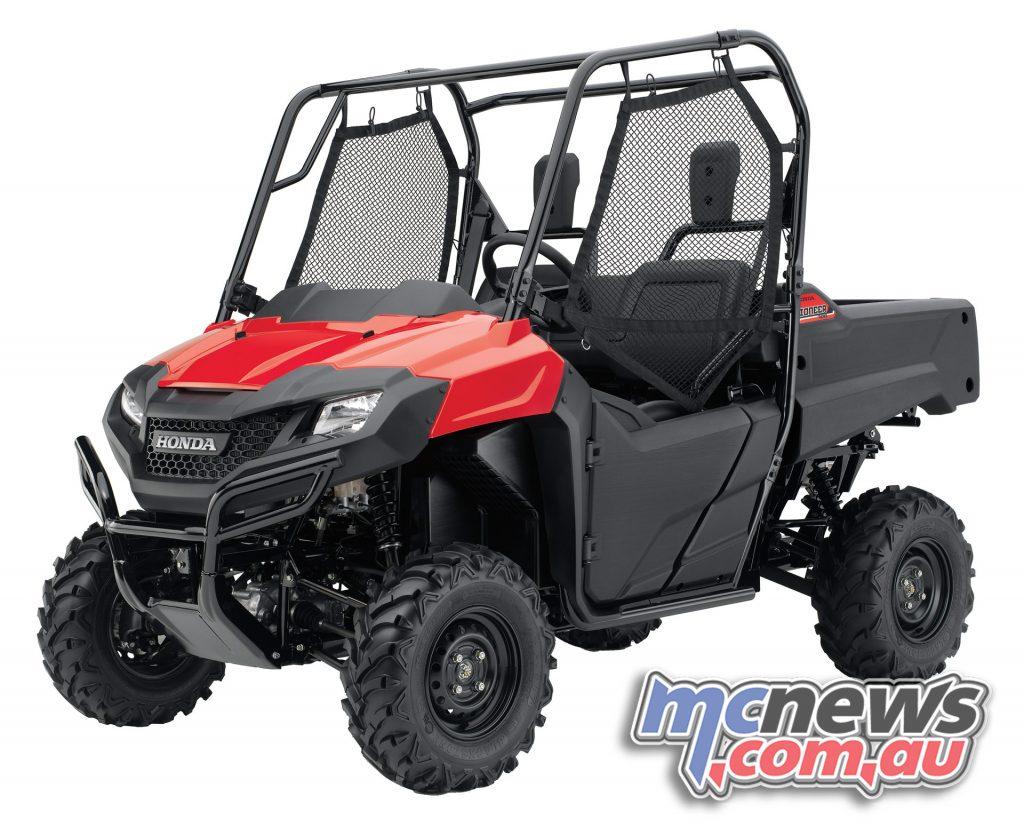 Honda Pioneer 700-2
