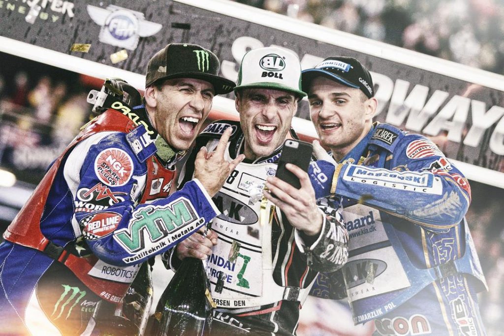 Niels-Kristian Iversen won the 2017 FIM Speedway Grand Prix in Torun Speedway Grand Prix of Poland