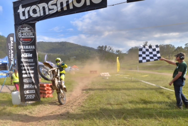 Husqvarna Team took out the Transmoto Six Hour held at Conondale - Image by Transmoto