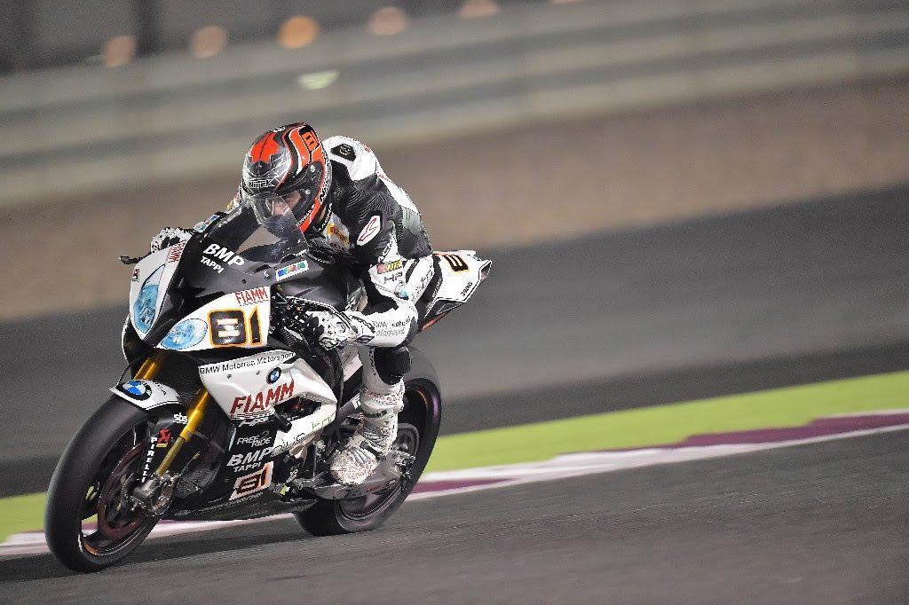 WSBK 2016 Qatar - Jordi Torres