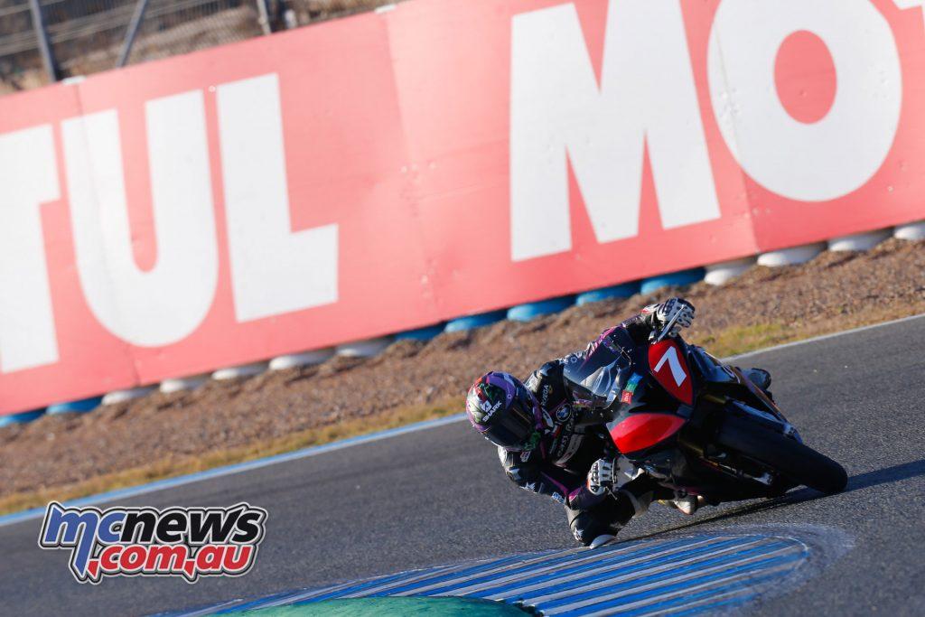 2016 WorldSBK, Superstock Jerez Race Winner Maximilian Scheib