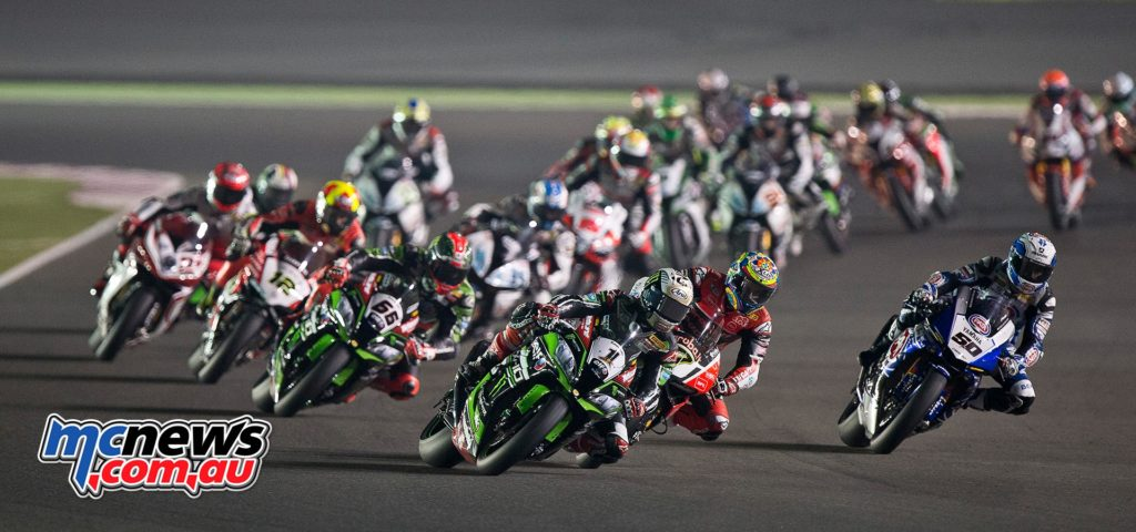 WorldSBK 2016 Qatar - Race 2