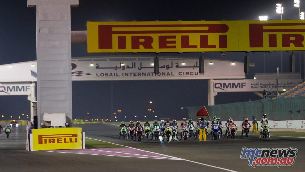 WSBK - Losail International Circuit