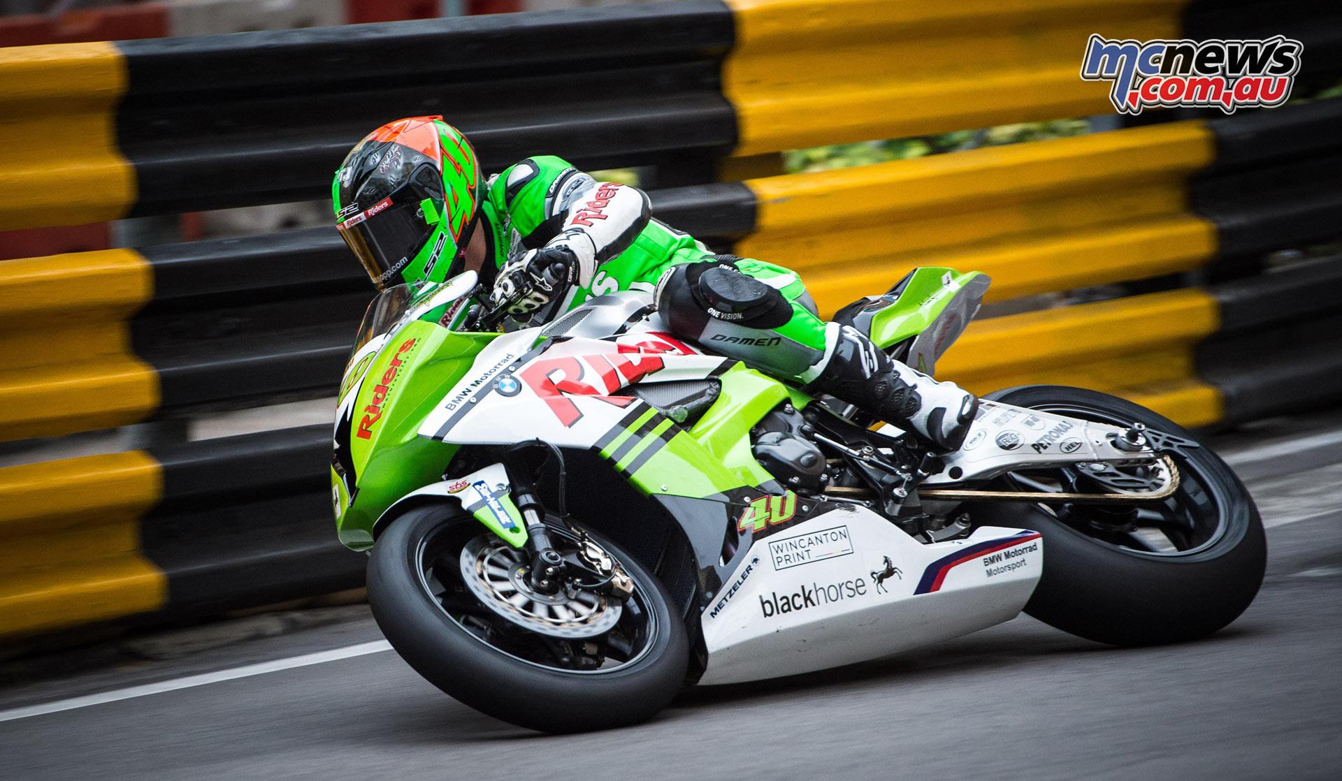 Hickman wins 2016 Macau Motorcycle GP | MCNews