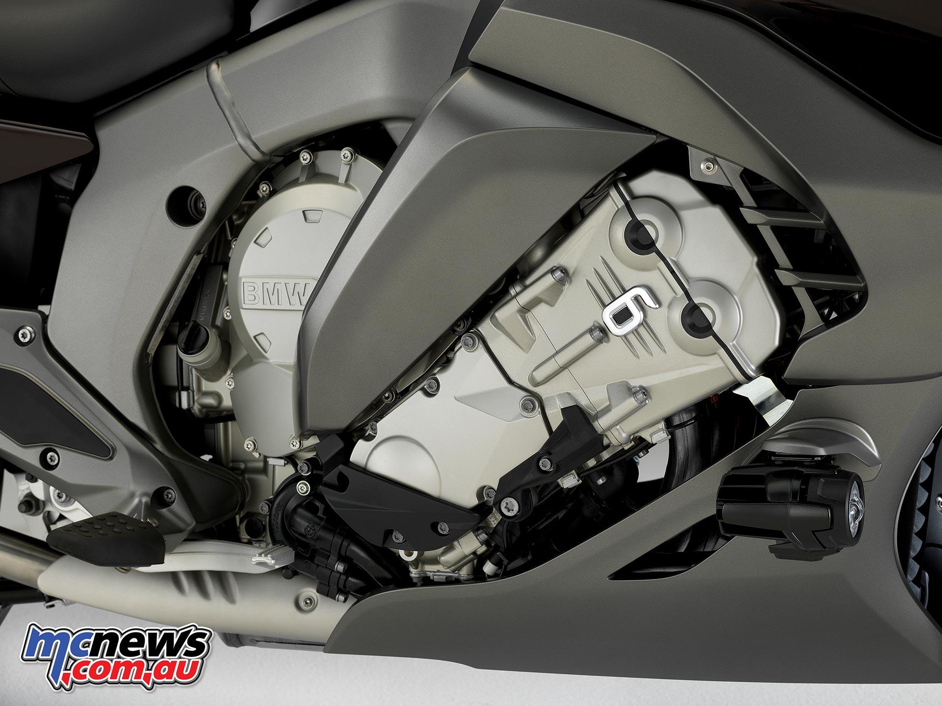 BMW Motorrad presents 2017 K 1600 GTL | MCNews com au