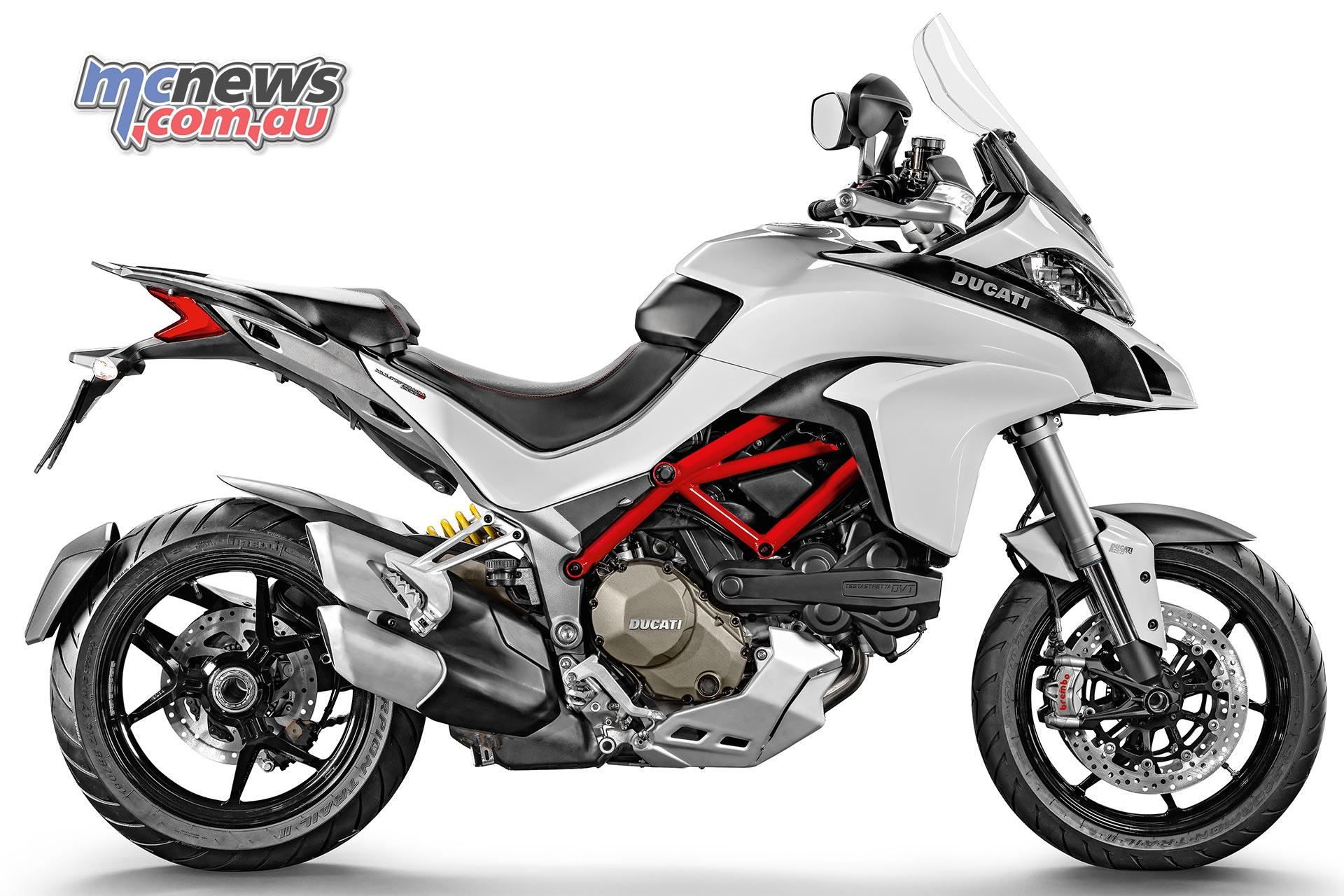 2017 Ducati Multistrada 1200S